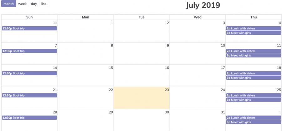 hoverwatch calendar